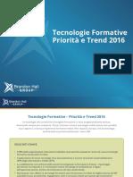 Docebo BHG Learning Technology 2016 ITA