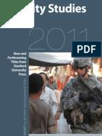 Stanford Security Studies 2011