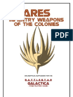 Ares Guide to Infantry Weapons of the Colonies