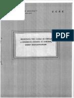 CCUB - Sistemul SIMPATIC-simulare (1983) & Prognoza (1977)