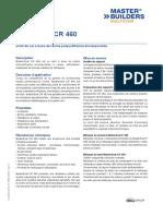 MasterSeal CR 460 Fiche Technique France