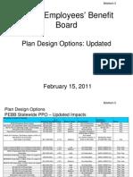 Plan Design Options