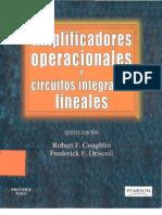 COUGHLIN - amplificadores operacionales y circuitos integrales lineales