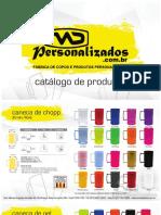 Catálogo WD Personalizados