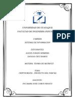 CRIPTOGRAFIA - PROYECTO DEL PARCIAL