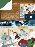 Funciones Del Departamento de Enfermeria