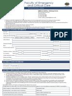 Sec c Registration Form