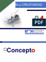 4 diseño y creatividad diapositivas