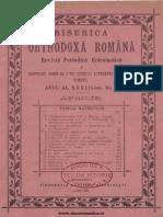 BOR 33  pe 1909 nr. 01