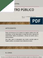 2020-12-07 - Clase 04 - REGISTRO PÚBLICO - Prof. Ludin García (MATERIAL)