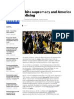 White Supremacy and American Policing _ TheHill