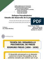 Enfoque Psicodinámico Freud y Erikson