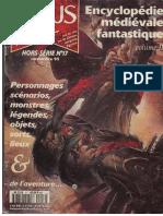 Casus Belli - Hors-Serie 17 - Encyclopédie Médiévale Fantastique Volume II (Novembre 95)