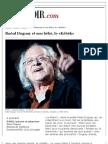 Raôul Duguay et le «Kébèk» | Le Devoir