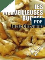 LUCIE CHEVALLAZ-Les Merveilleuses Bugnes