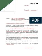Lettre type pour les non adjudicataires suisse