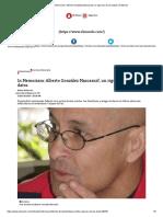 In Memoriam_ Alberto González Mascarozf, Un Riguroso de Los Datos _ El Mundo