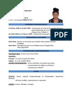 CV Ngoranmarlaine