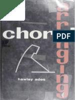 Choral Arranging - Hawley Ades