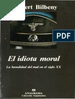 28. El Idiota Moral - Bilbeny (1)