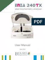 User Manual KENZA 240 (Version 07-2018)