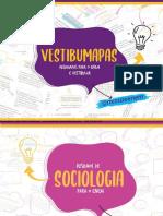 Mapa Mental de Sociologia No ENEM