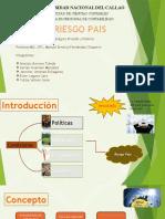 Riesgo Pais (Fernandez)