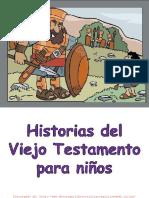 Historias del Viejo Testamento Niños
