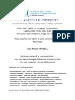 Thèse Jean-Pierre Moreau