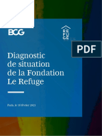 Diagnostic Le Refuge - 18 février 2021