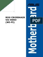 x470 Manual Rog Crosshair Vii Hero Wi-fi