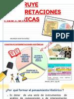 Contruye Interpretaciones Históricas 2021