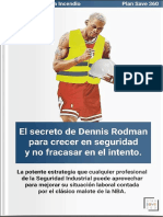 El secreto de Dennis Rodman para crecer en seguridad y no fracasar en el intento