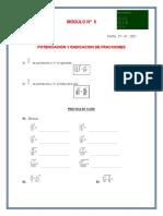 27-01-2021-POTENCIACION-Y-RADICACION-CON-FRACCIONES