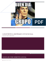 lingüística sistémico funcional presentacion facso
