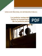 JUSTICIA RESTAURATIVA ...[4564]