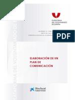 Plan de Comunicación para una Organización Social