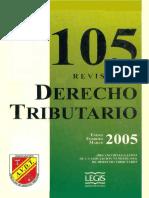 Rdt 105 Distorsiones Economicas Iva Xee 2005