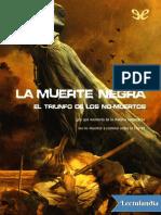 La muerte negra - Hazael Gonzalez