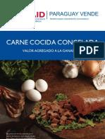 Carne Cocida Congelada - Portal Guarani.com