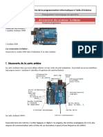 TP1Initiation Algo avec Arduino