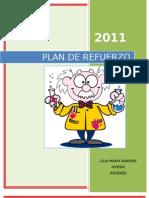 PLAN DE REFUERZO 2011-FINAL