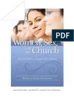 "Study Guide for ""Women, Sex, and the Church"""