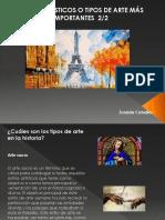 Zoraida Ceballos - ESTILOS ARTISTICOS 2
