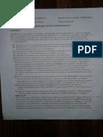 Thermodynamique II Examens 11