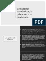 Diapositivas Agentes económicos