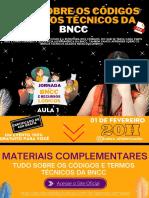Aula 1 RESUMO JORNADA DA BNCC E RECURSOS LÚDICOS