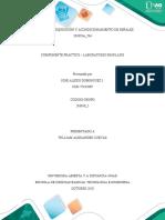 Acondicionamiento de Señales Componente Practico Jose Dominguez