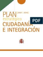 plan_estrategico integración españa