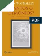 o'Malley - Santos o Demonios